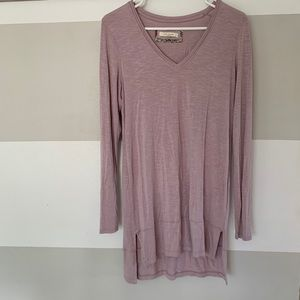 Pure + good tunic in lilac color - size XS